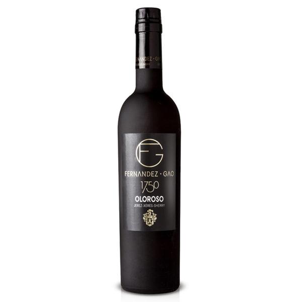 Vino Oloroso Fernández Gao. Los mejores vinos del 2018