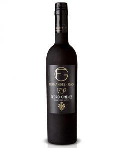 Vino Pedro Ximénez Fernández Gao. Los mejores vinos del 2018