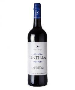 Vino Tintilla de Rota J. Martínez. Los mejores vinos del 2018